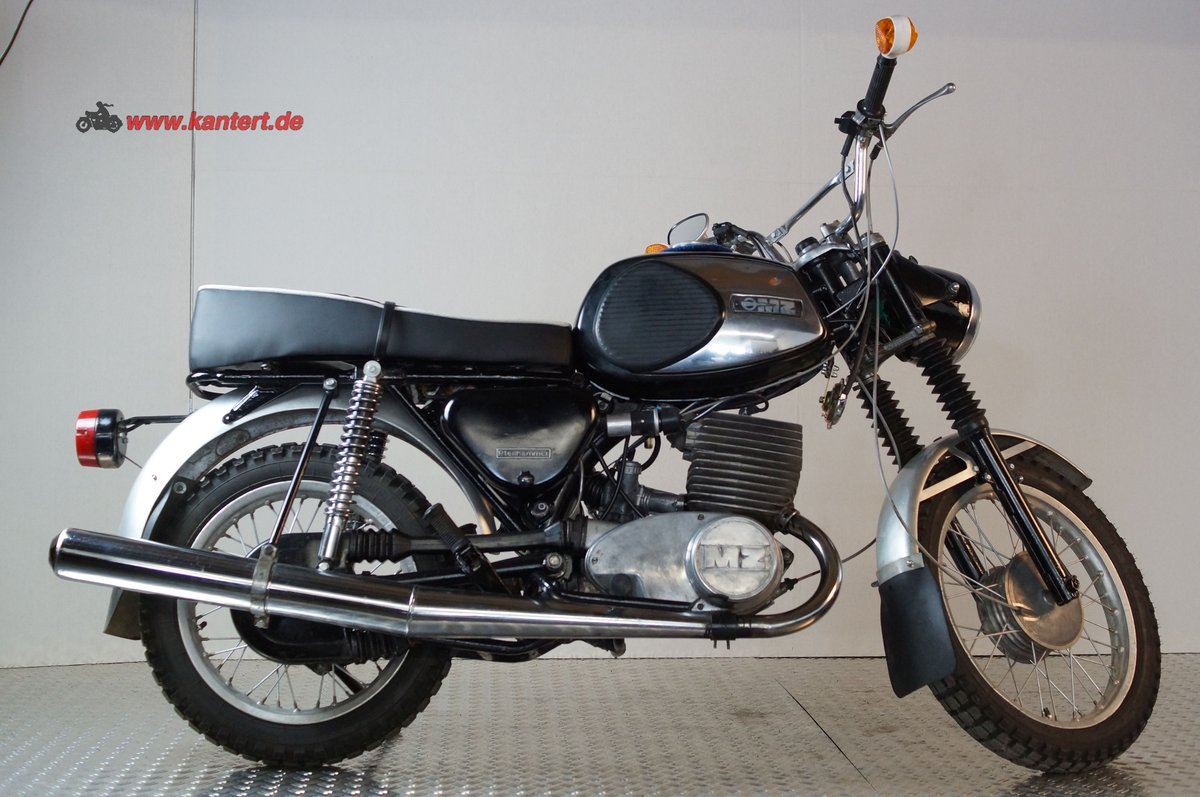 1976 MZ TS 250/1, 244 cc, 20 hp For Sale (picture 2 of 6)