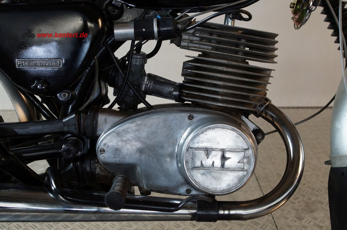 1976 MZ TS 250/1, 244 cc, 20 hp For Sale (picture 6 of 6)