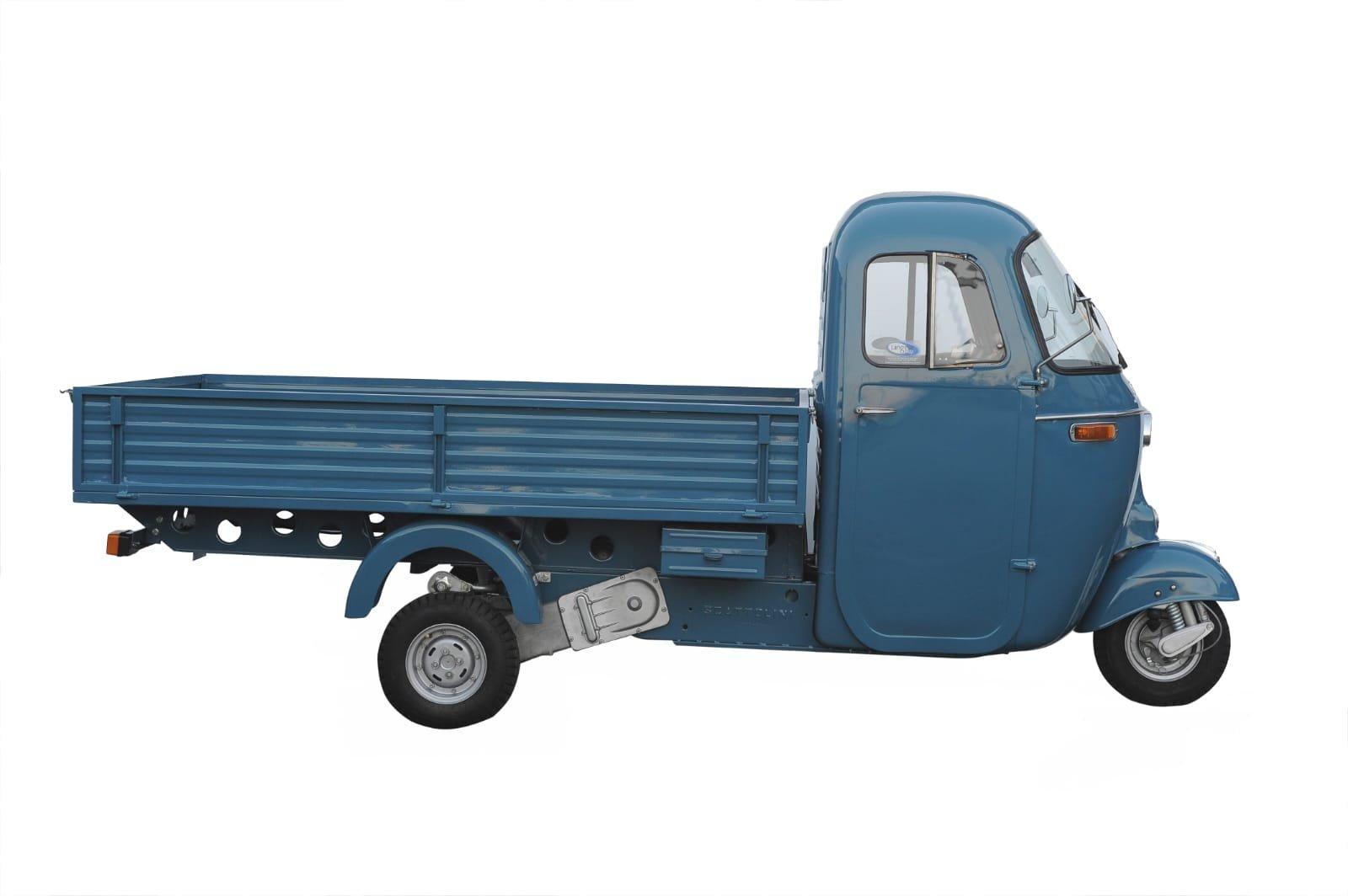1968 Piaggio AD1 Scattolini For Sale (picture 1 of 6)