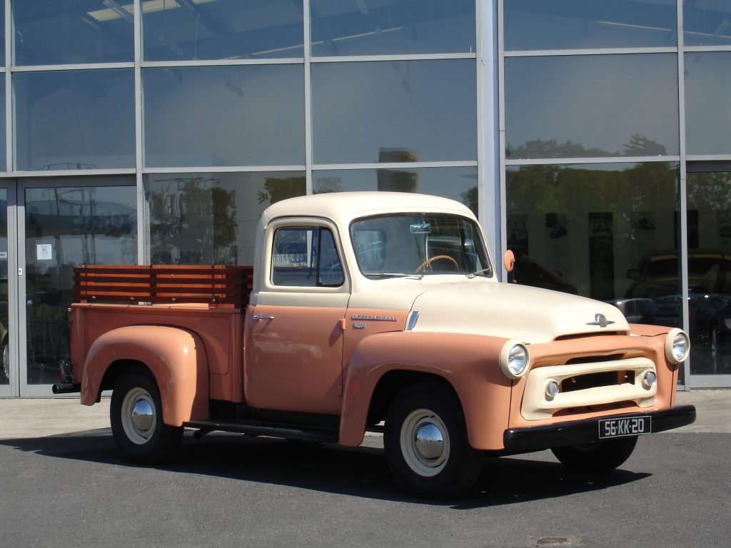 International Harvester S-100 Series Pick-Up 1956 For Sale (picture 1 of 6)