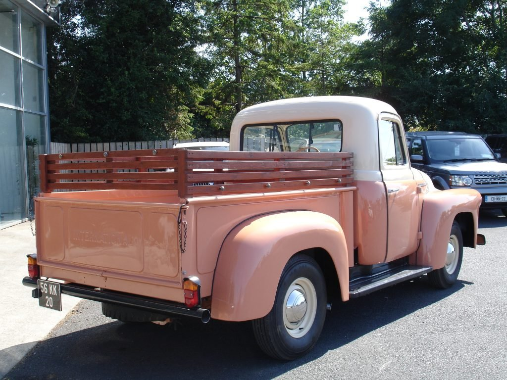 International Harvester S-100 Series Pick-Up 1956 For Sale (picture 6 of 6)