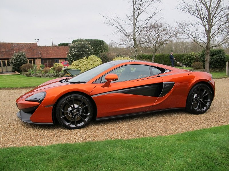2017 (17) McLaren 540C Coupe V8 SSG For Sale (picture 3 of 6)