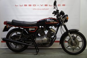 1982 Moto Morini 500 For Sale