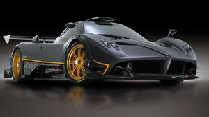 2010 zonda R  For Sale