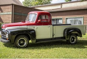 1951 International Harvester L-110 (Marengo, IL) $24,900 obo