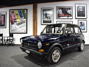 *UNDER OFFER* 1978 Autobianchi A112 E For Sale