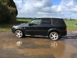2005 Ssangyong Rexton 2.7 diesel For Sale