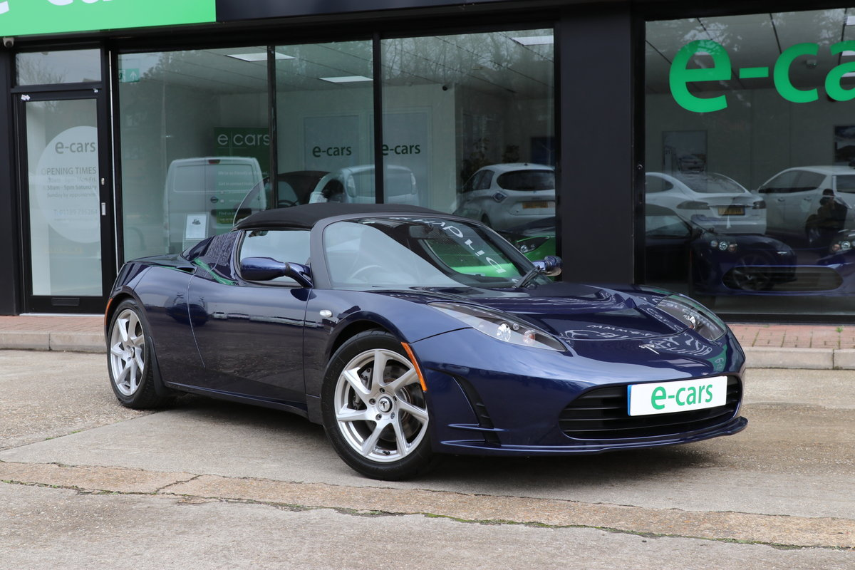 2011 Rare Tesla Roadster 2.5 Auto For Sale (picture 1 of 6)