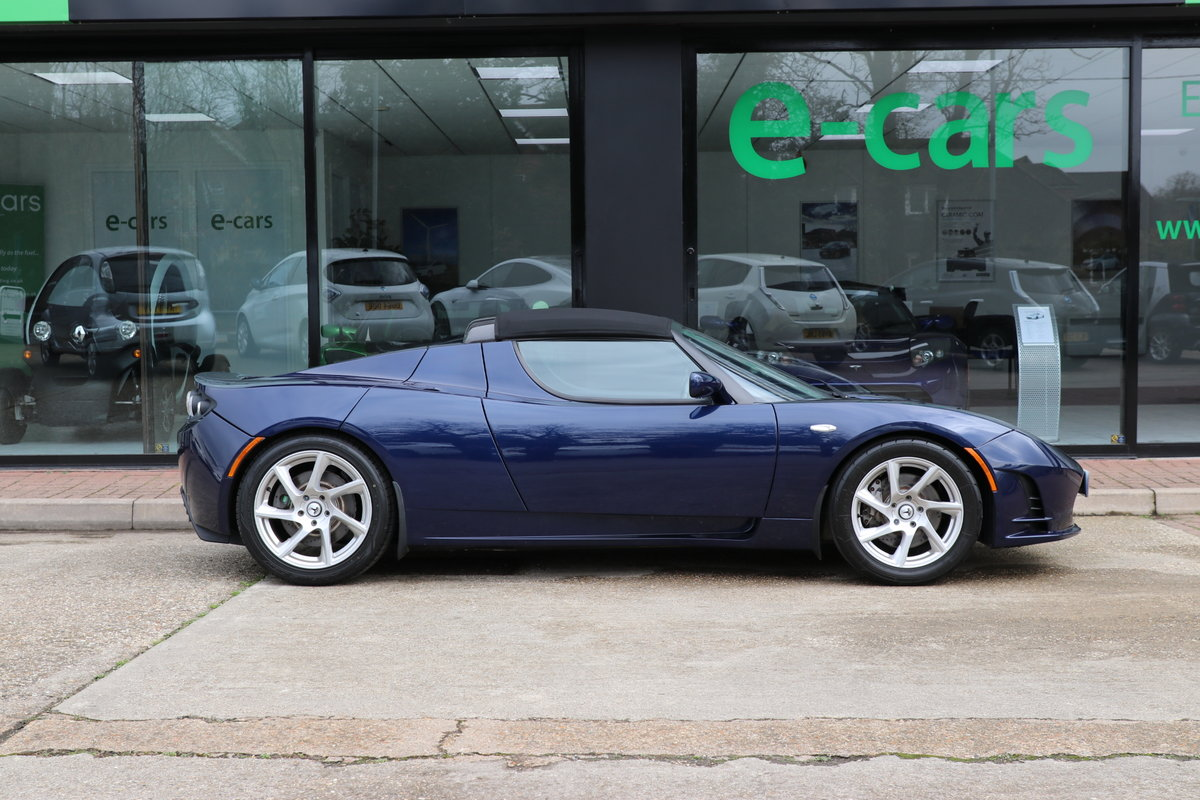 2011 Rare Tesla Roadster 2.5 Auto For Sale (picture 2 of 6)