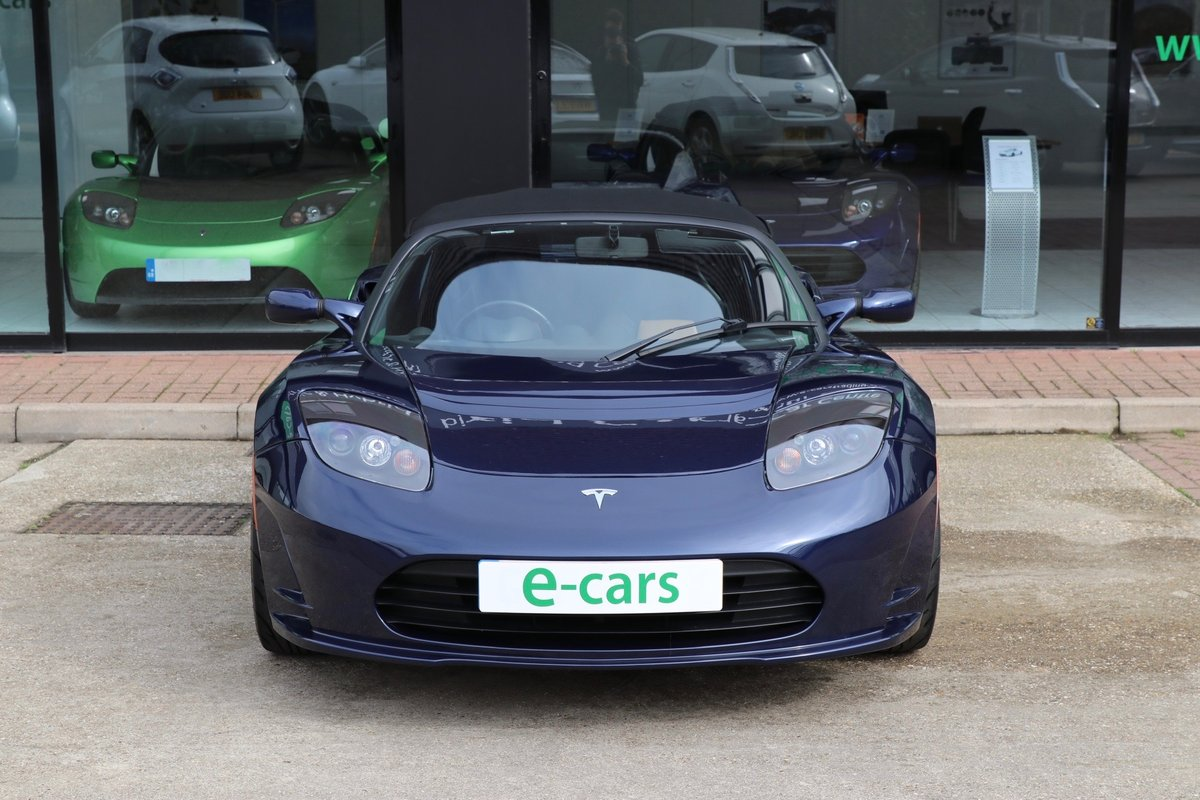 2011 Rare Tesla Roadster 2.5 Auto For Sale (picture 3 of 6)