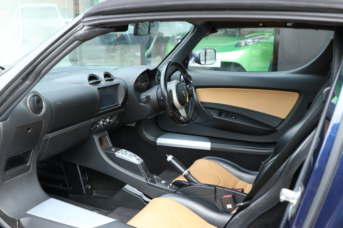 2011 Rare Tesla Roadster 2.5 Auto For Sale (picture 5 of 6)