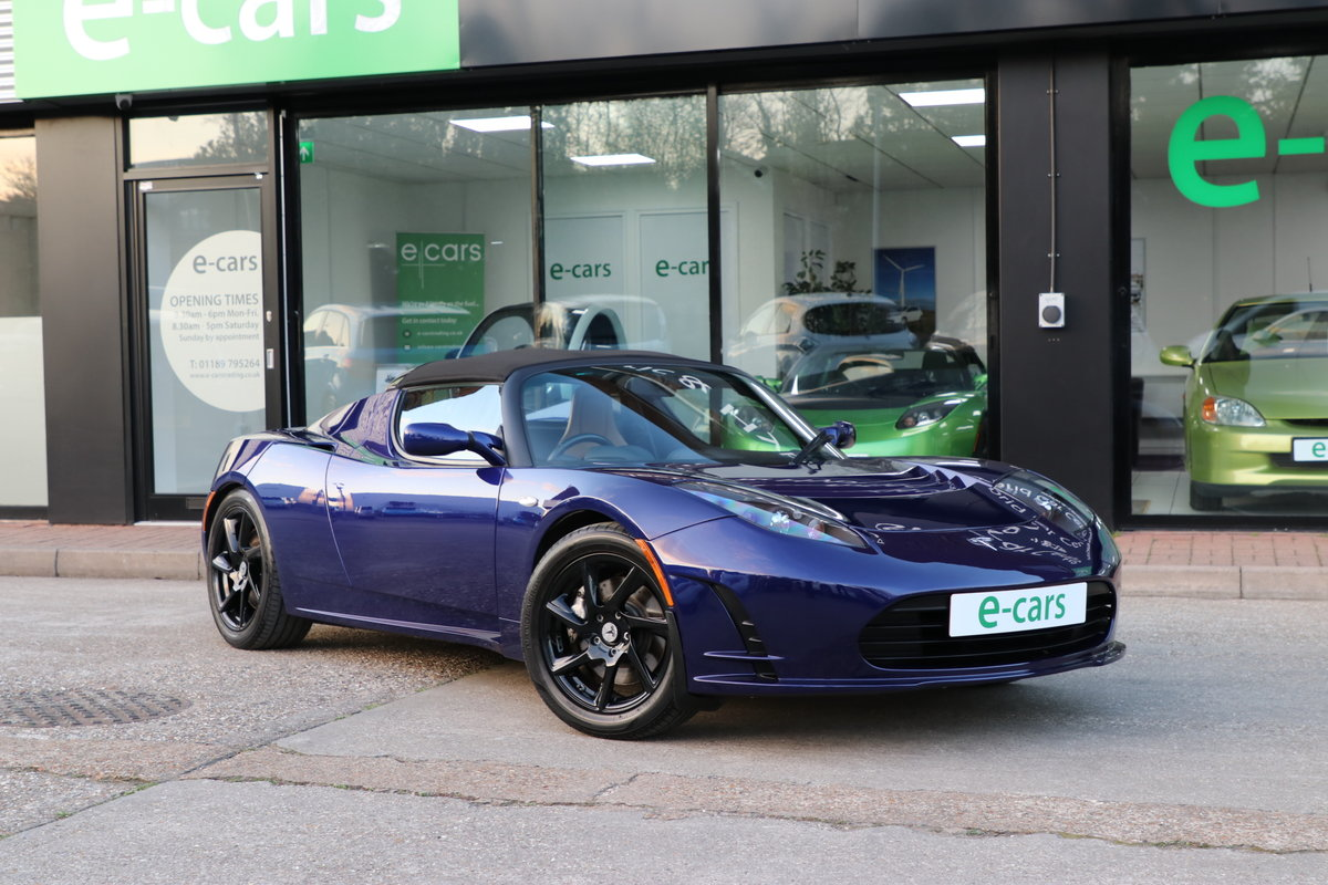 2011 Last 'Customer Specified RHD' Roadster For Sale (picture 1 of 6)