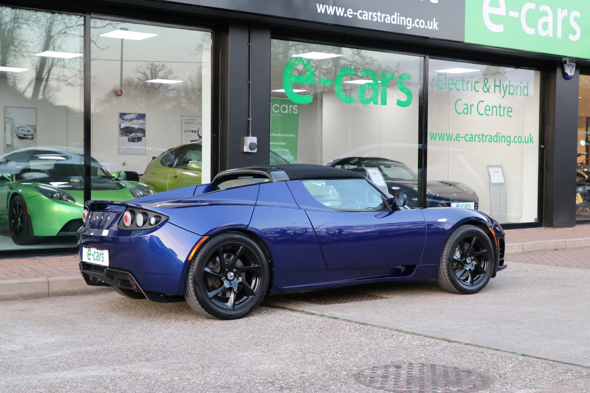 2011 Last 'Customer Specified RHD' Roadster For Sale (picture 3 of 6)