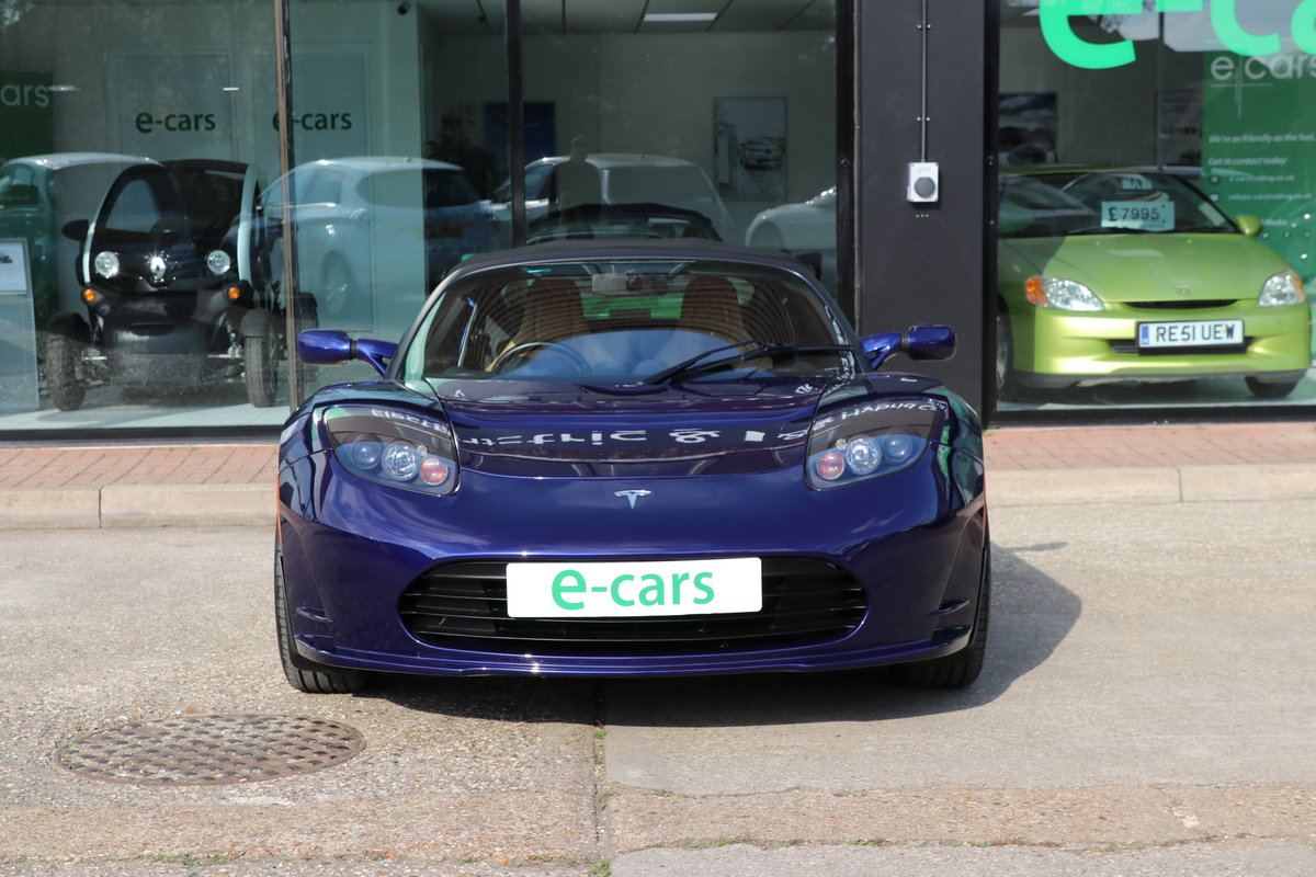 2011 Last 'Customer Specified RHD' Roadster For Sale (picture 4 of 6)