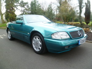 1987 COMPLETELY OUTSTANDING MERCEDES BENZ  SL 280  For Sale
