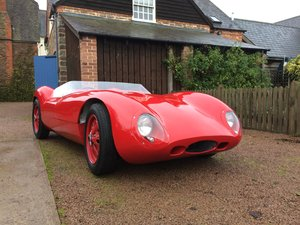 1959 Tojeiro Climax For Sale