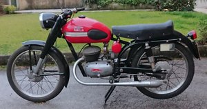 1956 Parilla 125 Turismo Speciale For Sale