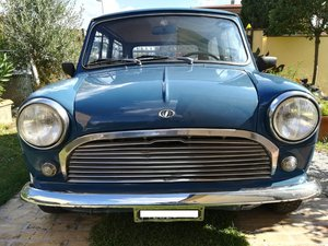 1967 Mini Innocenti SOLD