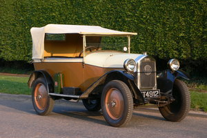 1924 Mathis Type PM Trefle Tourer For Sale by Auction