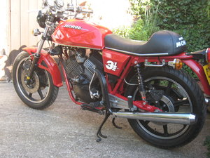 1986 Moto Morini 350 Sport For Sale