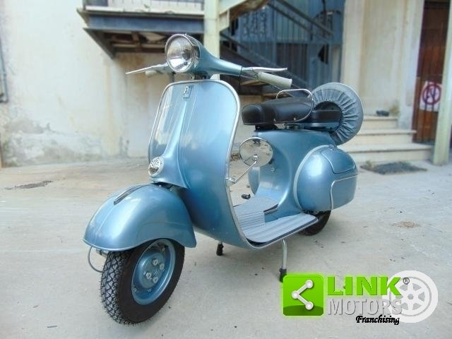 Piaggio Vespa VBB, anno 1961, completamente restaurata, isc For Sale (picture 1 of 6)