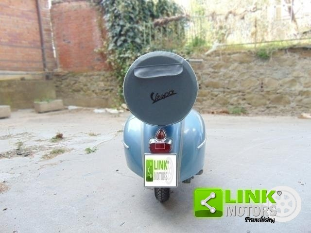 Piaggio Vespa VBB, anno 1961, completamente restaurata, isc For Sale (picture 6 of 6)