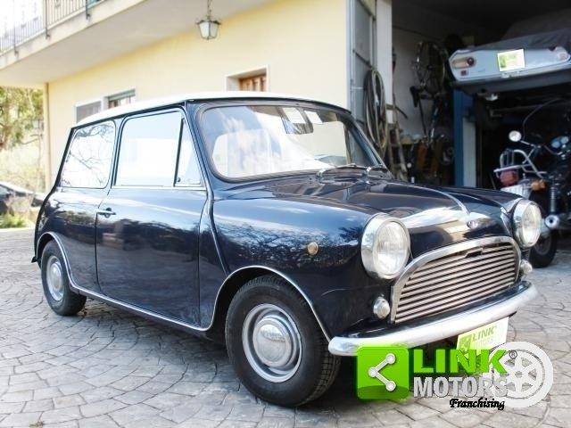 INNOCENTI (MK3) MINI MINOR 850cc (1971) - ASI For Sale (picture 1 of 6)