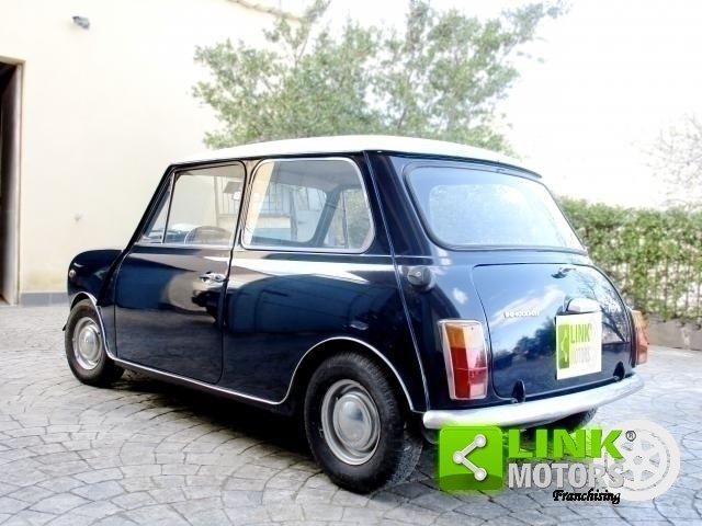INNOCENTI (MK3) MINI MINOR 850cc (1971) - ASI For Sale (picture 2 of 6)