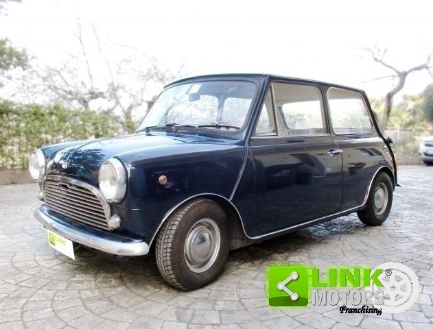 INNOCENTI (MK3) MINI MINOR 850cc (1971) - ASI For Sale (picture 3 of 6)