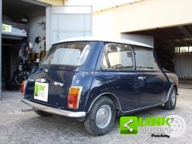 INNOCENTI (MK3) MINI MINOR 850cc (1971) - ASI For Sale (picture 4 of 6)
