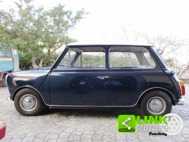 INNOCENTI (MK3) MINI MINOR 850cc (1971) - ASI For Sale (picture 5 of 6)