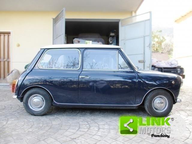 INNOCENTI (MK3) MINI MINOR 850cc (1971) - ASI For Sale (picture 6 of 6)