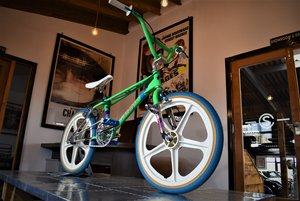 1986 Haro Freestyler  For Sale
