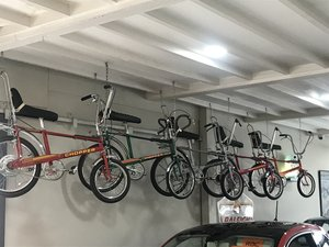2007 Raleigh Chopper Collection 5 Bikes Included