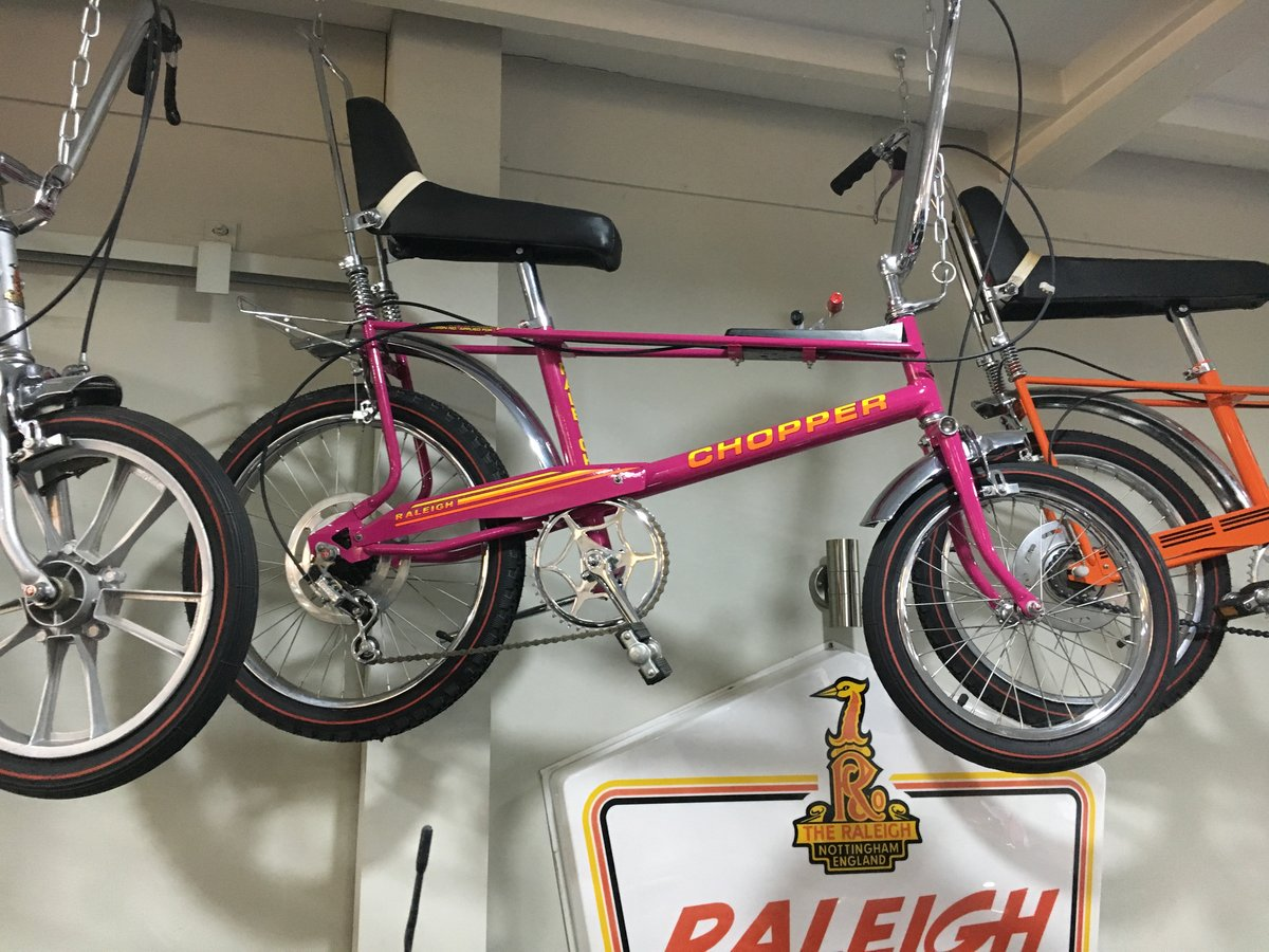 2007 Raleigh Chopper Collection 5 Bikes Included For Sale (picture 5 of 6)
