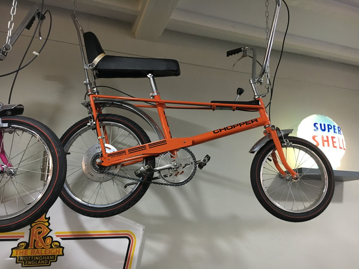 2007 Raleigh Chopper Collection 5 Bikes Included For Sale (picture 6 of 6)