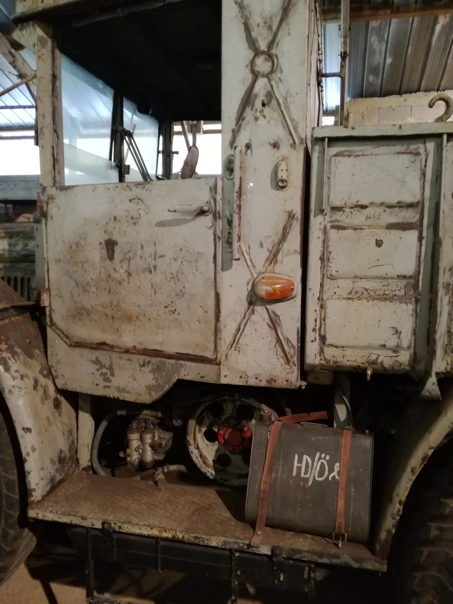 1937 Breda militry towing truck- the monster For Sale (picture 2 of 5)