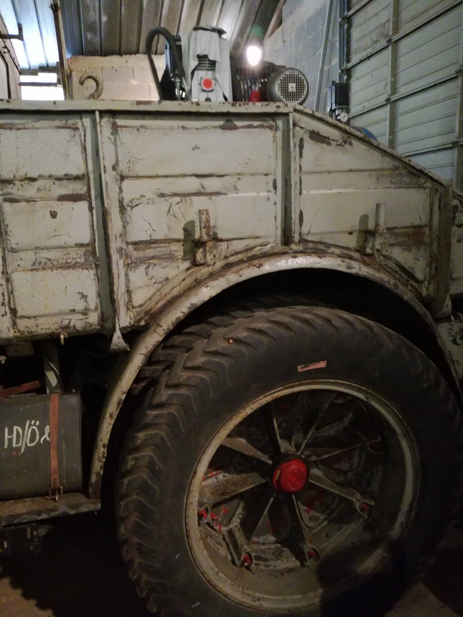 1937 Breda militry towing truck- the monster For Sale (picture 3 of 5)