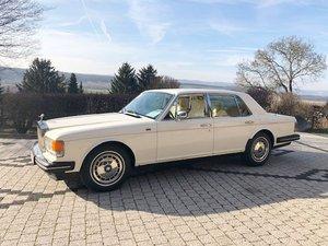 1990 Rolls-Royce Silver Spirit II: 13 Apr 2019