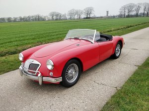 1958 MGA Roadster: 13 Apr 2019 For Sale by Auction