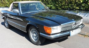 1982 Mercedes Benz SL 500: 13 Apr 2019 For Sale by Auction
