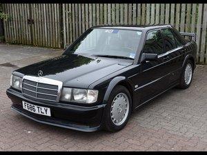1989 Mercedes-Benz 190E 2.5-16 Evolution I: 13 Apr 2019