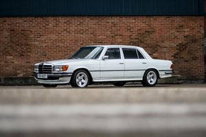 1979 Mercedes-Benz 450SEL 6.9 AMG: 13 Apr 2019 For Sale by Auction