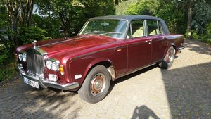 1975 Rolls Royce Silver Shadow I: 13 Apr 2019 For Sale by Auction
