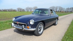 1973 MGB GT Coupe: 13 Apr 2019 For Sale by Auction