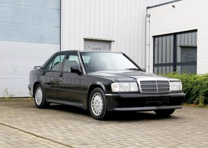 1990 Mercedes 190E 2.5-16 Cosworth: 13 Apr 2019 For Sale by Auction