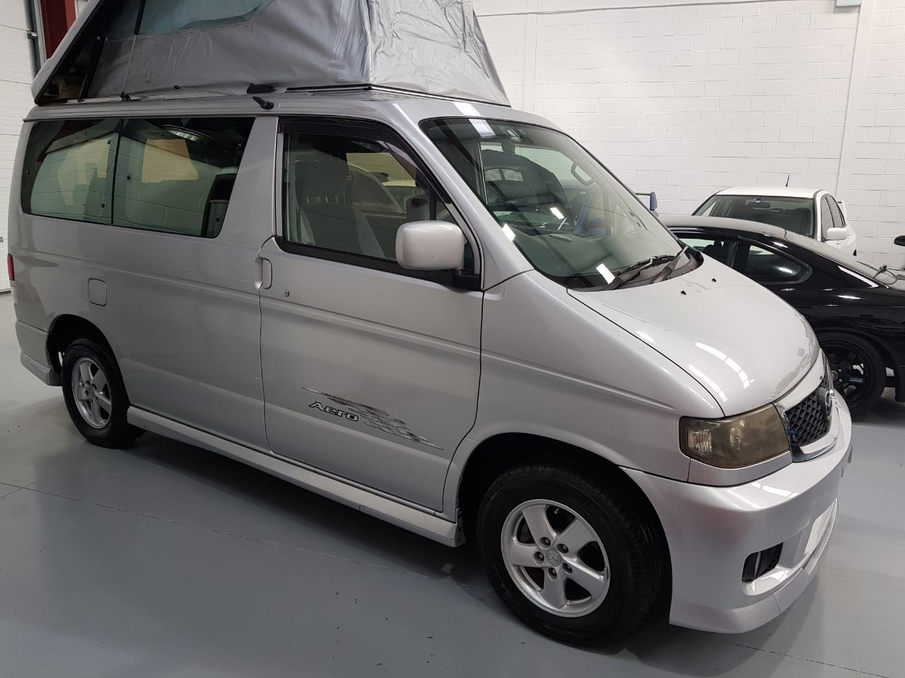 1998 Mazda Bongo 2.0 Lift up roof For Sale | Car And Classic