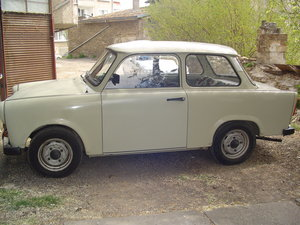 1984 Low Mileage Trabant 601 For Sale