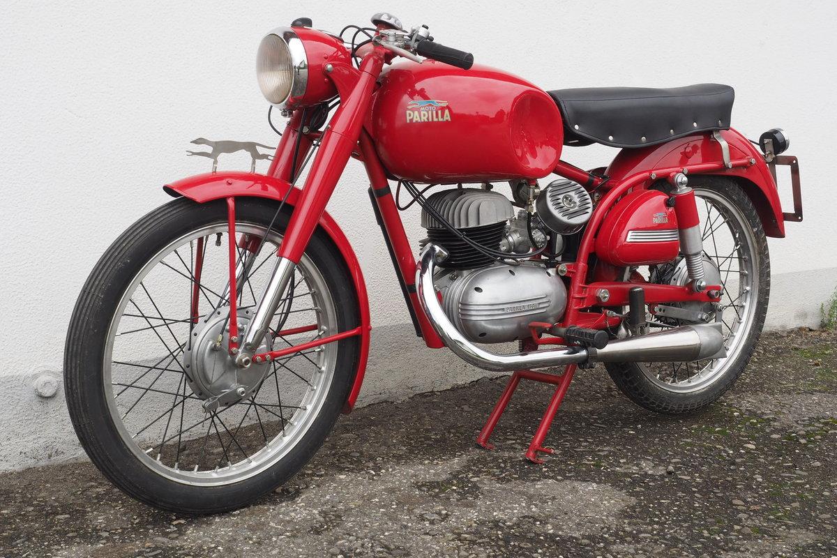 1954 Parilla 150 Sport For Sale (picture 1 of 6)