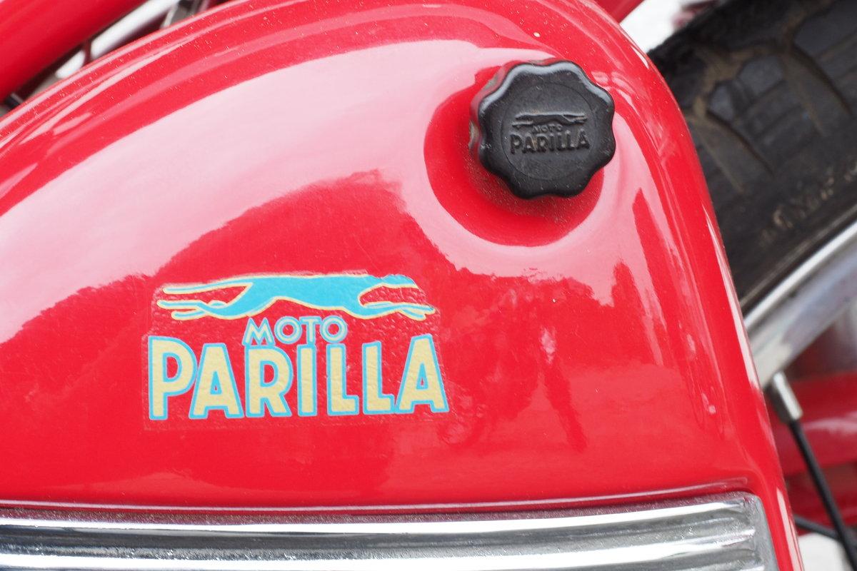 1954 Parilla 150 Sport For Sale (picture 6 of 6)